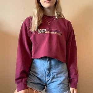 Williamsburg Virginia Tourist Vtg Style Crewneck